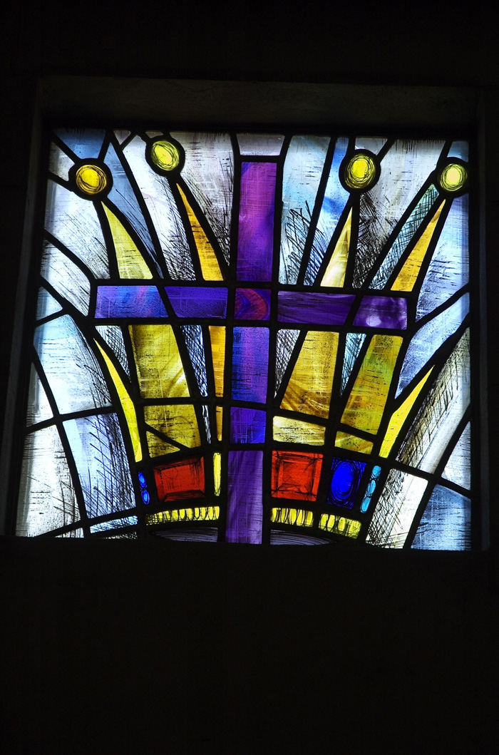 Nelson Cathedral - Roy Miller's windows